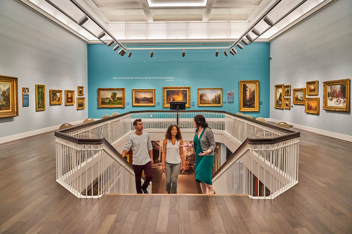 Haggin Museum, Stockton, California