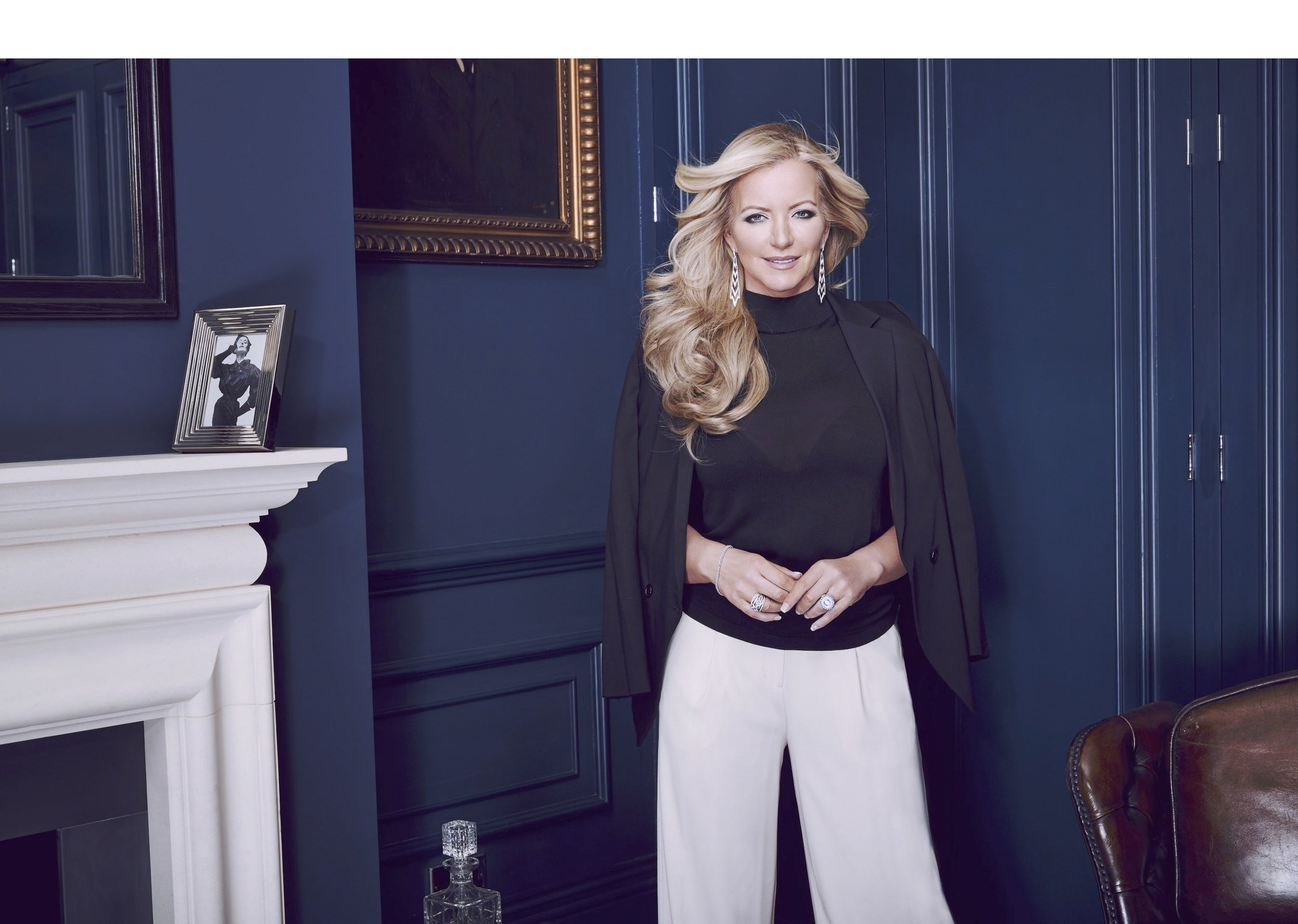 Baroness Mone of Mayfair OBE