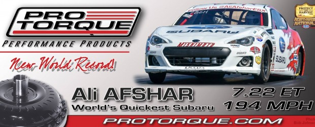 ALI AFSHAR SETS NEW WORLD RECORD!!!