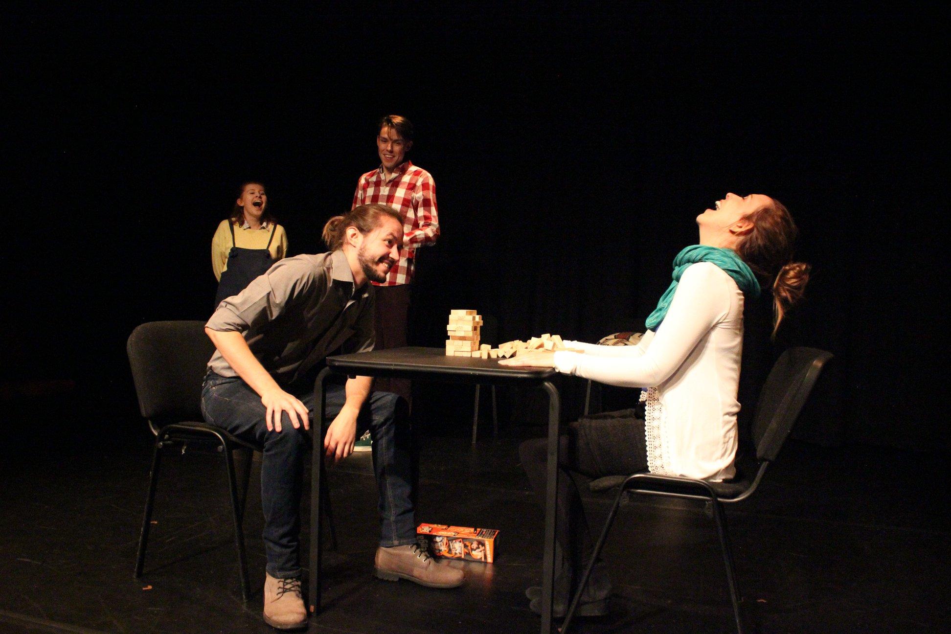 'Singles Night' play by Mark Ralph - Bowman