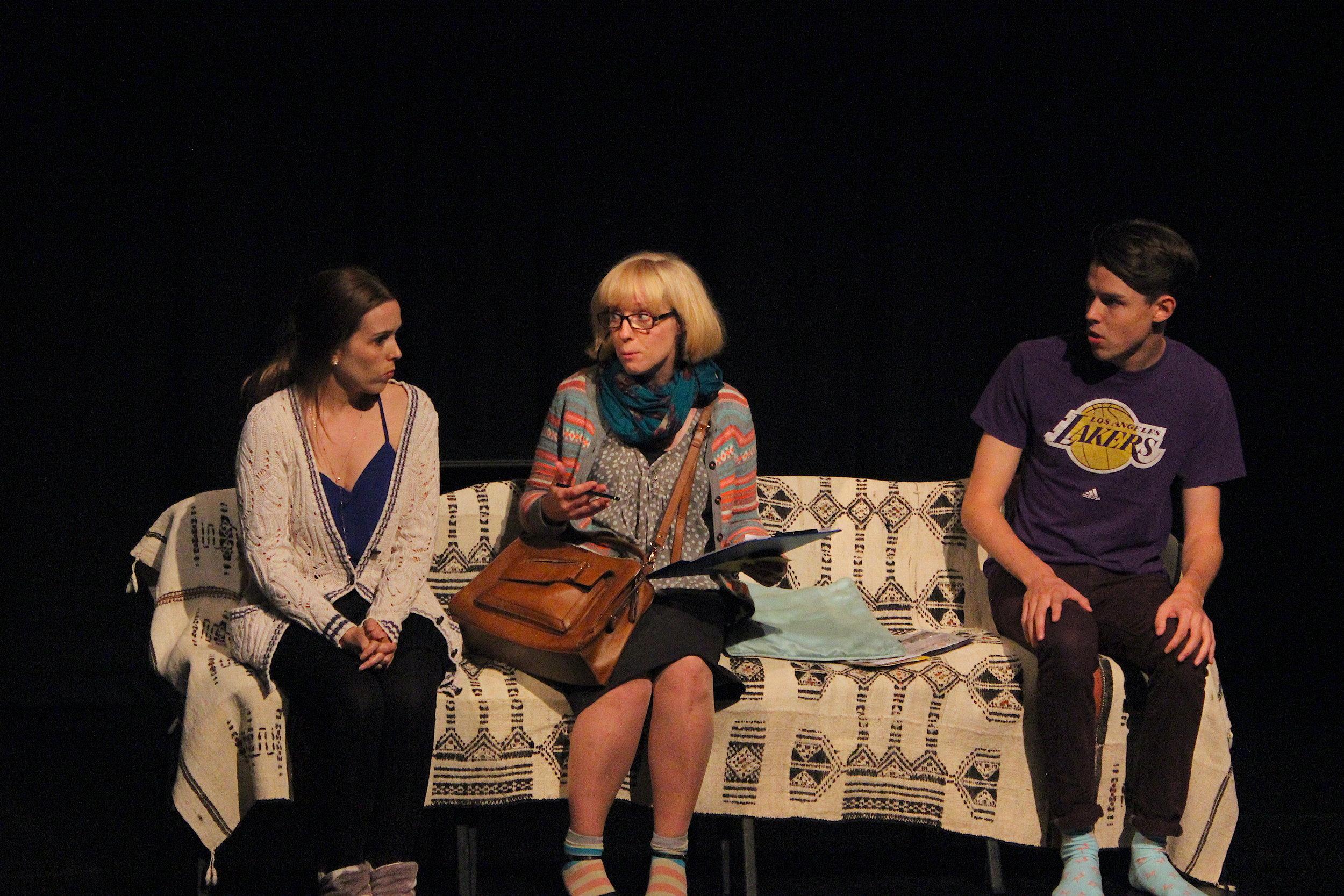 'Singles Night' play by Mark Ralph-Bowman