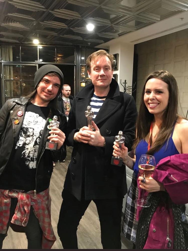 STARBURST Media City Film Festival, April 2018