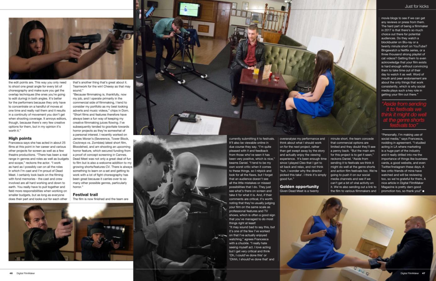 Digital Filmmaker Magazine, edition 49