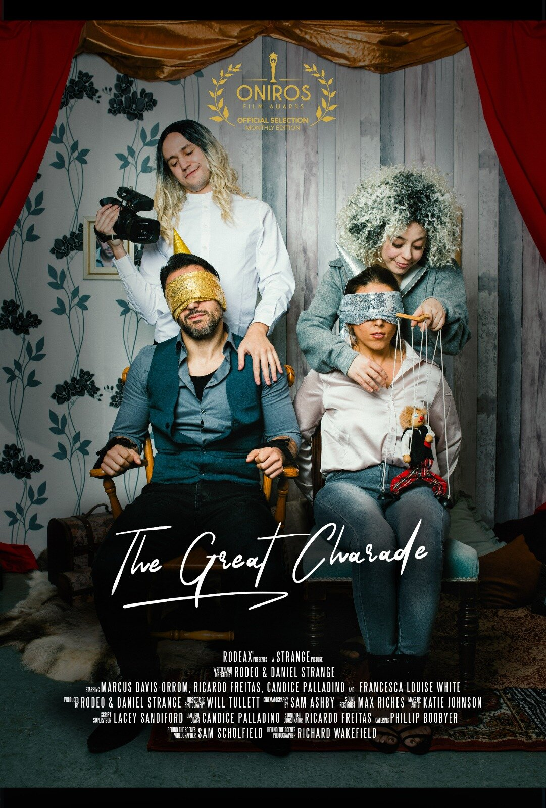THE GREAT CHARADE - ASSOCIATE PRODUCER