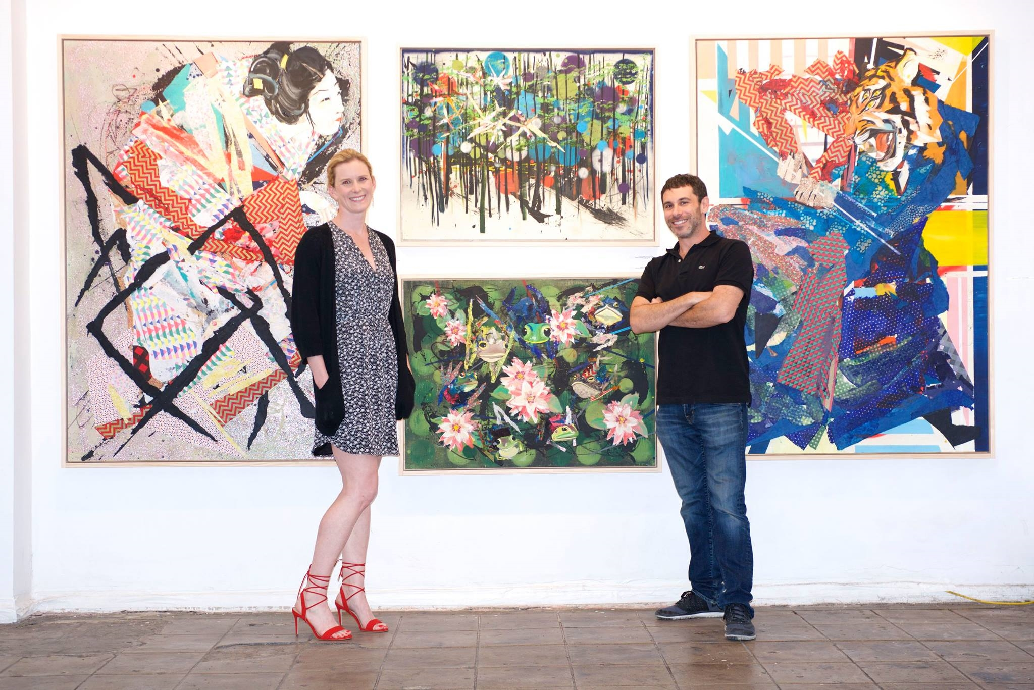 Elena Jacobson, Jason Ostro / Art:  Essi Zimm , Photo:  Jeffrey Sklan