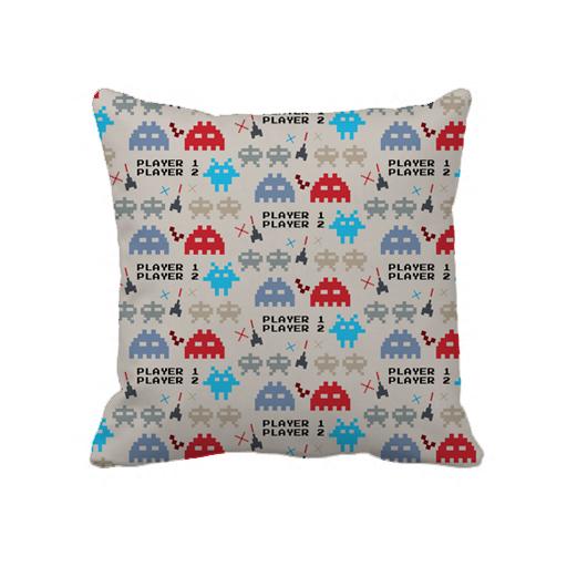 Product Design - 8 bit pillow