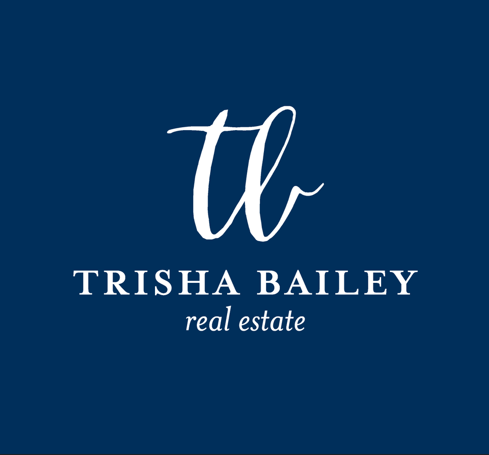 Logo design : Trish Bailey real estate