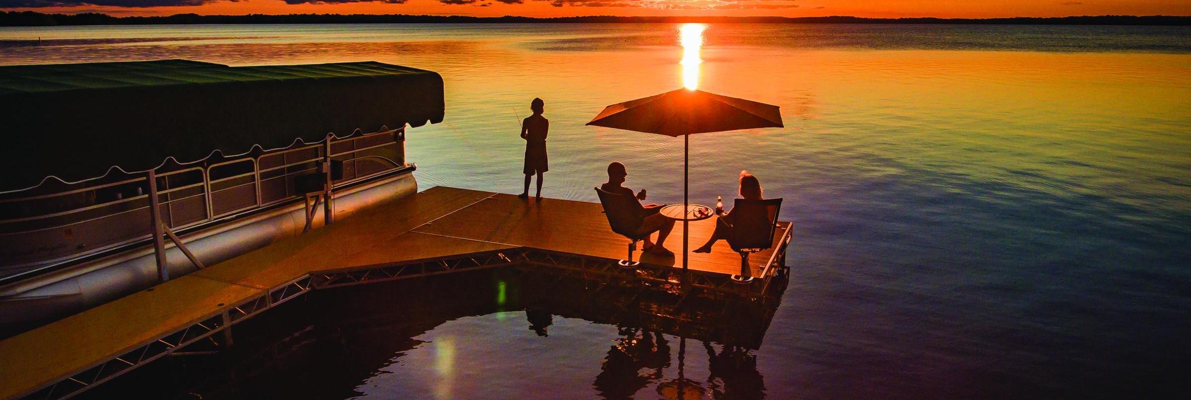 FLOE_Dock_Lift_Sunset_Family.jpg