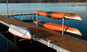 Lake Accessory Rack
