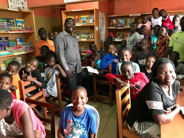 UGANDA: ZELAYA LIBRARY