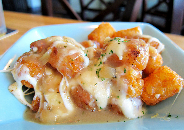 """Tater Tot Casserole"" by   punctuated  , via flickr,  creative commons"
