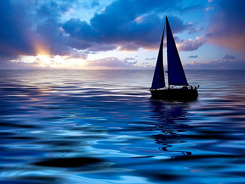 """""""Pasea Sailing"""" by   Dietmar Lichota ,  via flickr, home page banner image,  Creative Commons verified 12/06/2016"""