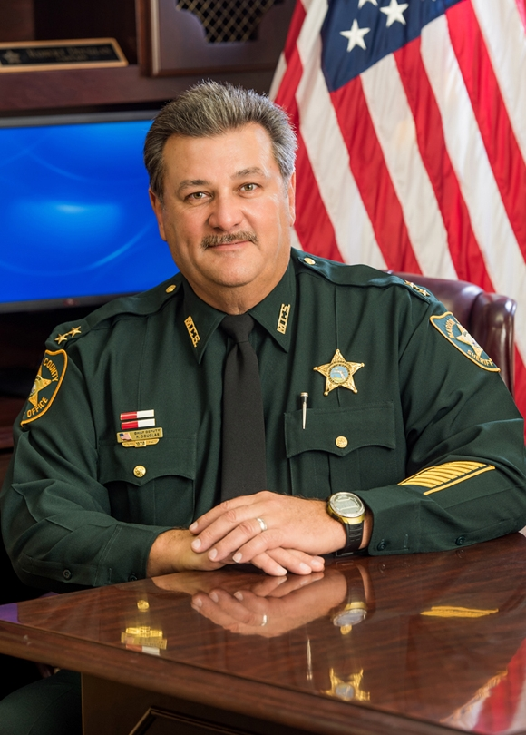 Chief Deputy Robert Douglas                     Chief Deputy