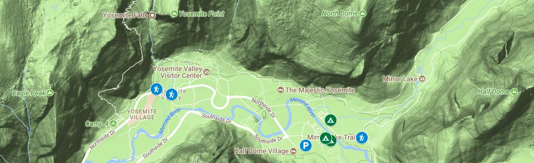Yosemite National Park Map.png