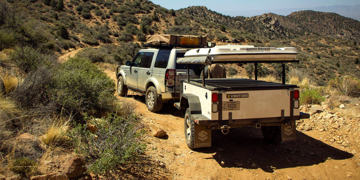 Rent the XV-2 Offroad Trailer