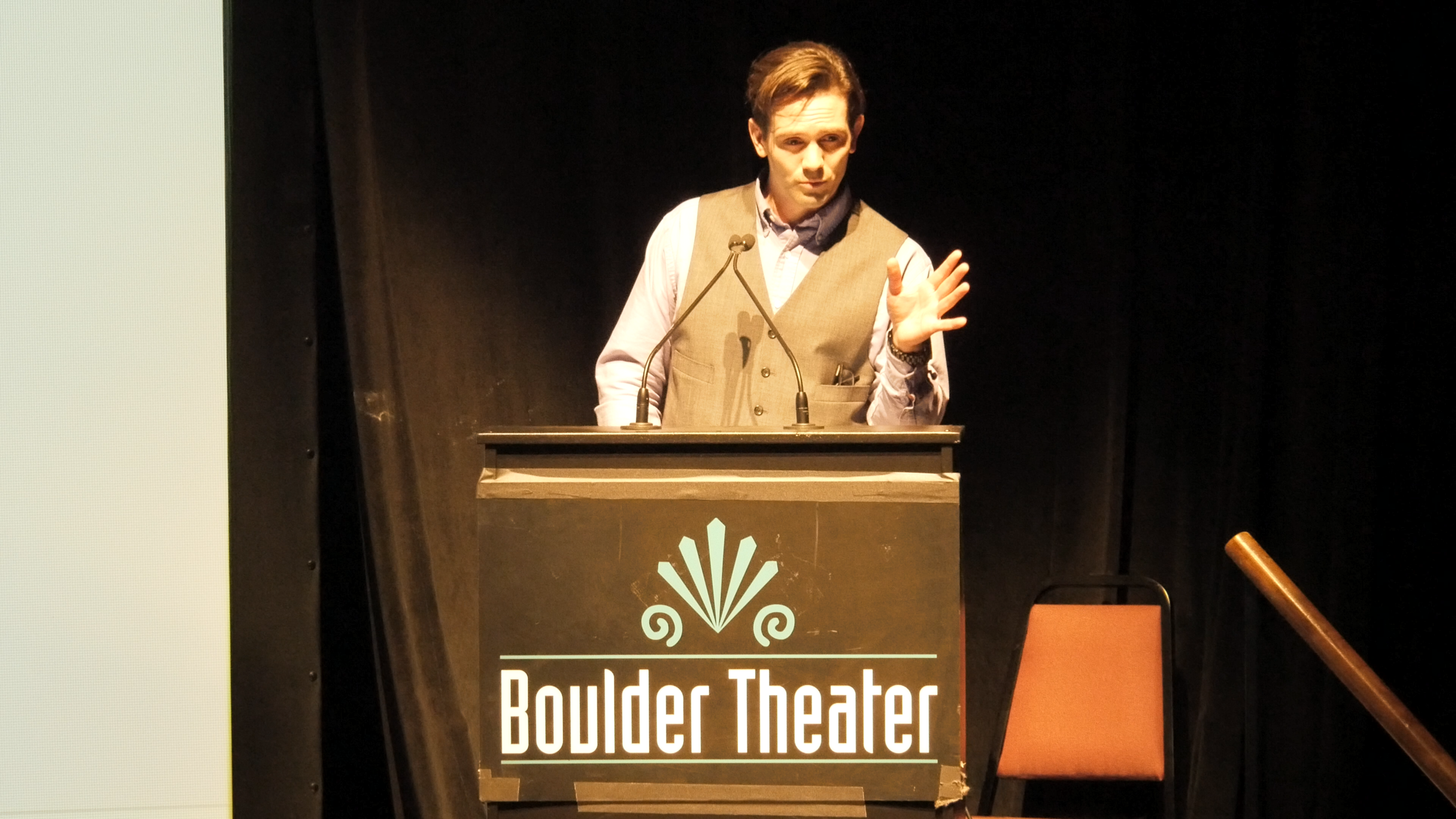Dr. Rien Havens 2017.02.12 psychedelic shine boulder theater boulder, CO