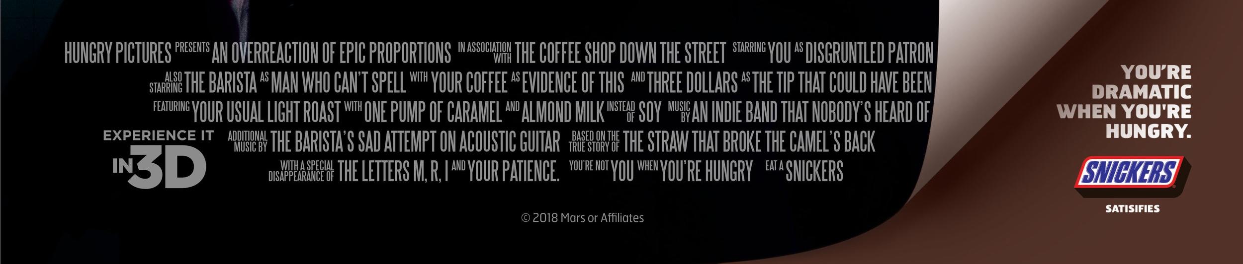 Credits - Latte