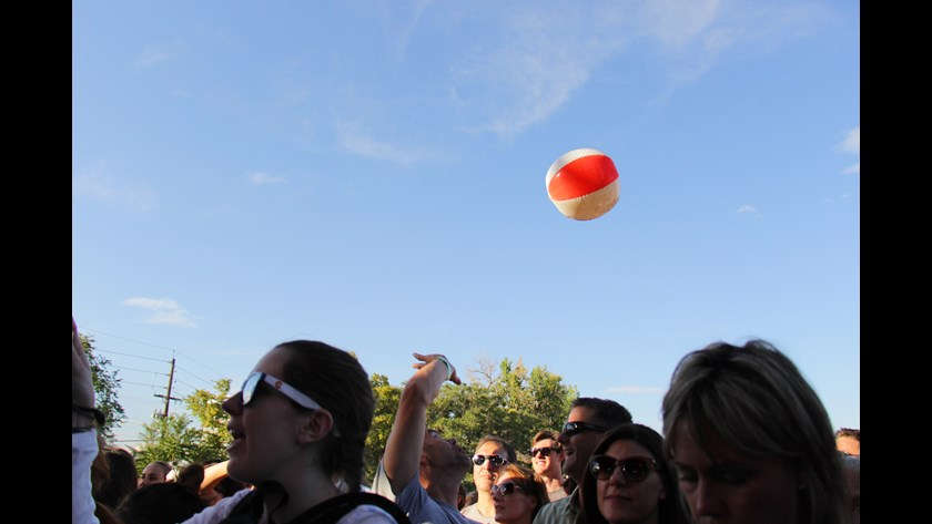 """RiNo Music Festival glimpses into neighborhood's cultural future  """"'Five years from now, this is going to be the best part of Denver,"""" Hurley said, gesturing toward the area from where he stood near the bank of the South Platte River.""""   12/5/16 Denver Post"""