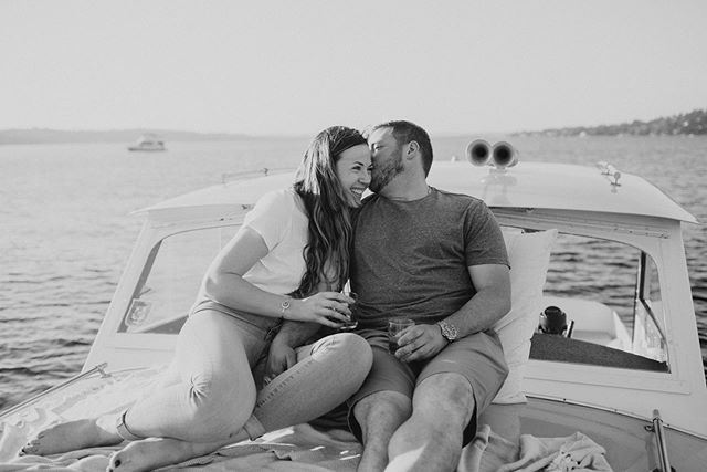 One week till these two get married!!