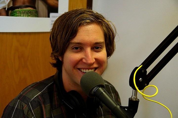 Brendan Toller (Lucy Gellman photo)