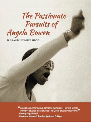 The Passionate Pursuits of Angela Bowen (2015)