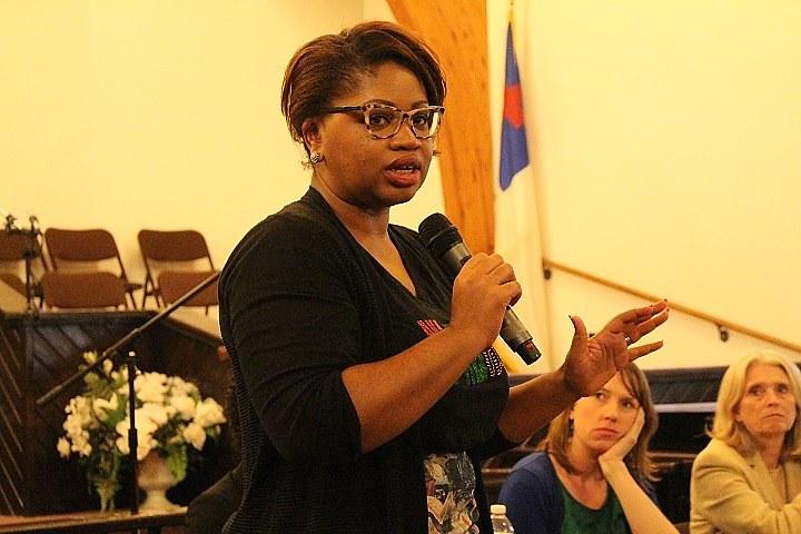 Dr. Khalilah Brown-Dean (Thomas Breen photo)