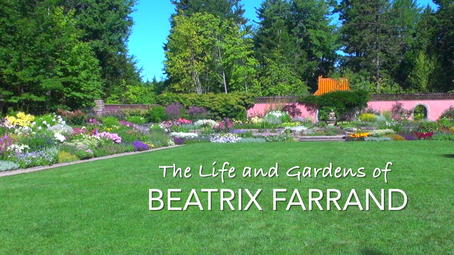 THE LIFE AND GARDENS OF BEATRIX FARRAND (2017) by Karyl Evans
