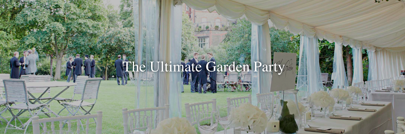 Ultimate Garden Party