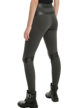Captain Phasma Star Wars/Her Universe/Hot Topi Leggings (Back side)