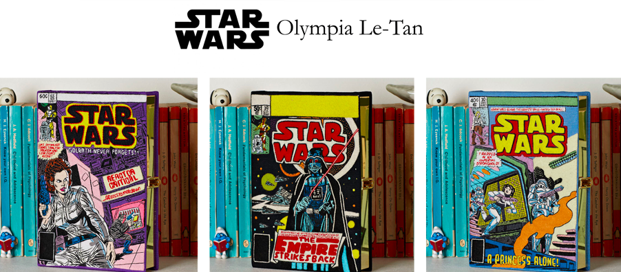 Star Wars Clutches - Olympia Le-Tan