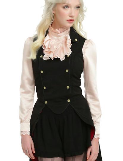 Alice Mad Hatter Vest - $54.50