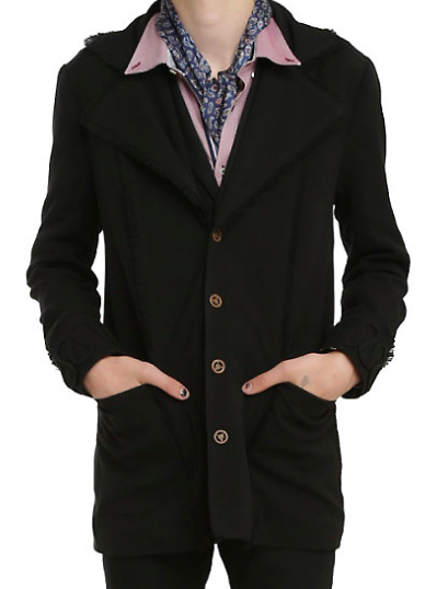 Mad Hatter Guy's Jacket - $79.50 *Also comes in green.