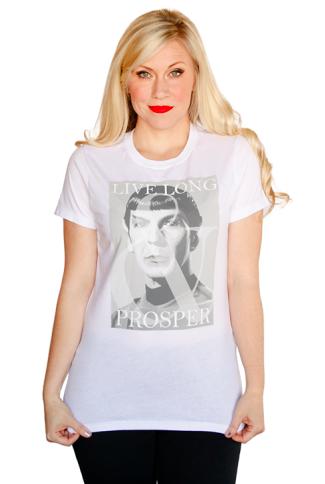 Remembering Spock Tee - $20.00