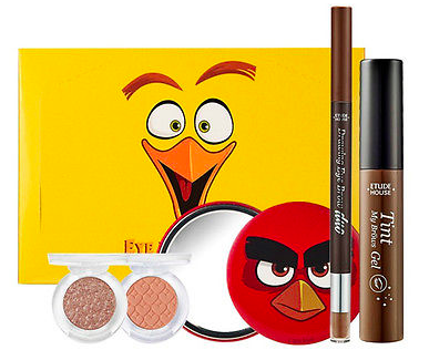 Etude House's Angry Birds Eyebrow Collection