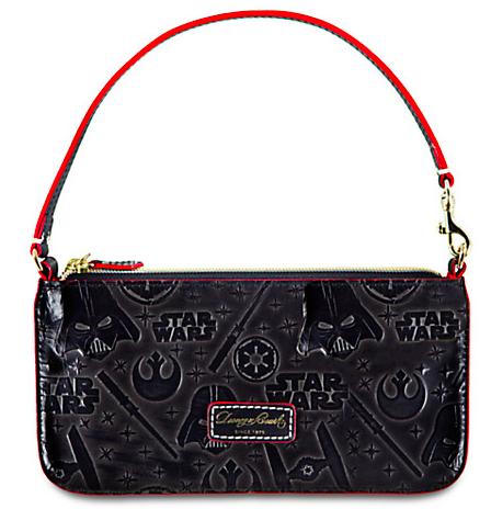 Star Wars Leather Wristlet Bag