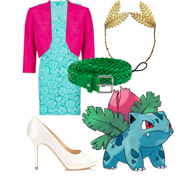 For when you want to catch a few Pokemon on your way into a PTA meeting, or a tea party.