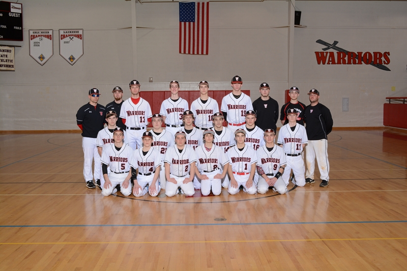 2016 delaware state tournament team (1st in school history)