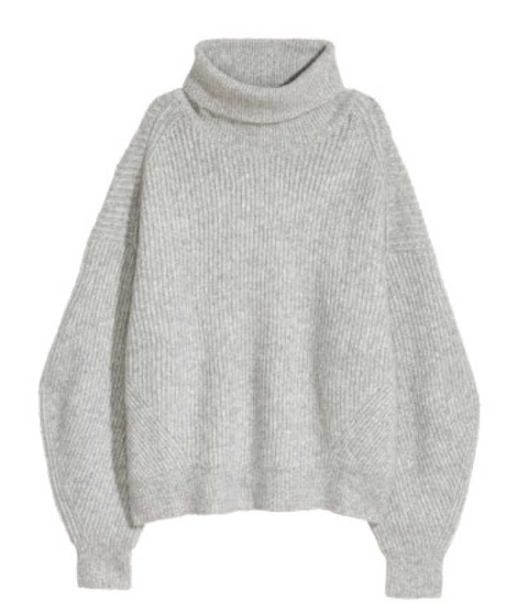 oversized jumpers - hm $35