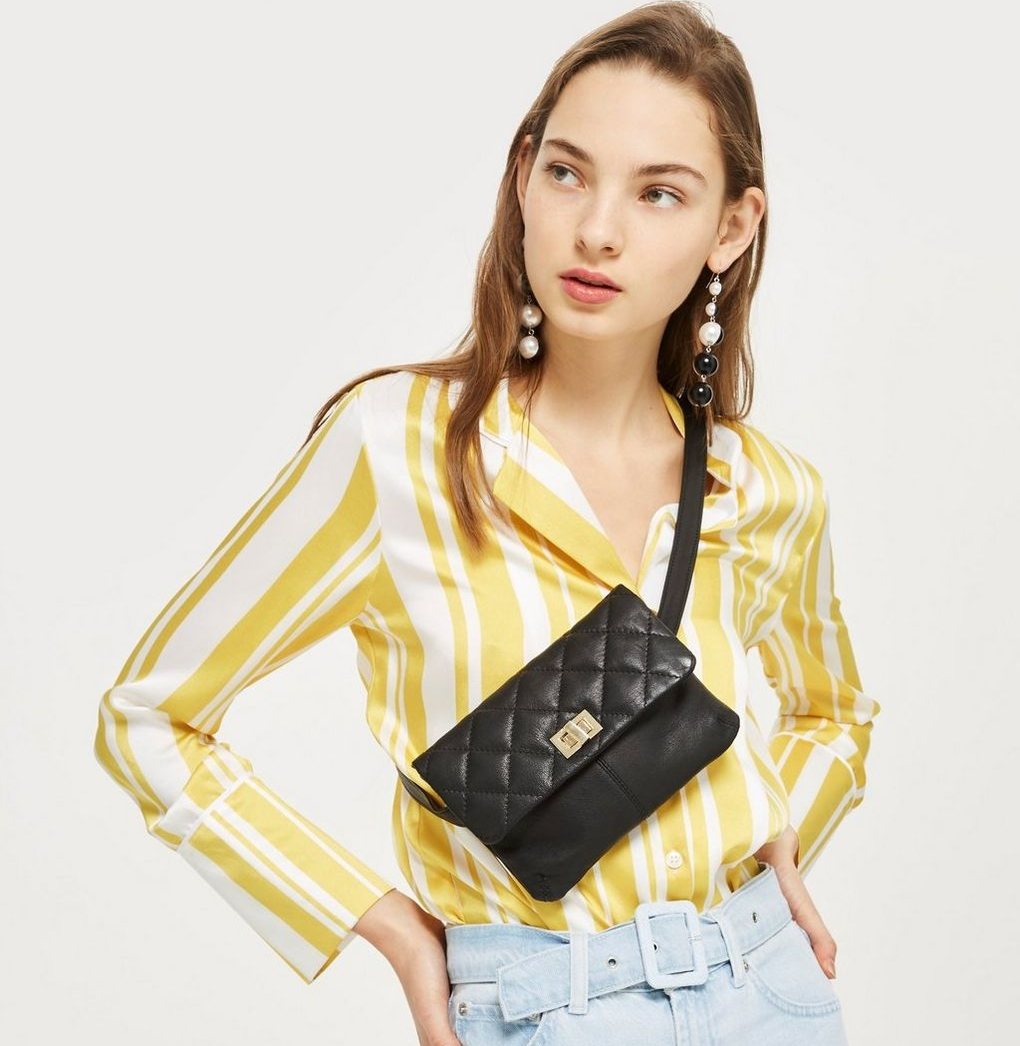 belt bags - so convenient for my busy gals who are on the go (and music festivals)