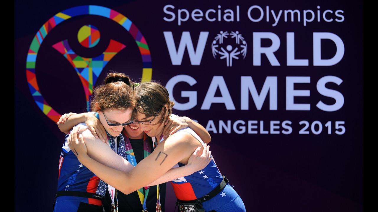 la-sp-special-olympics-daugherty-20150731.jpg