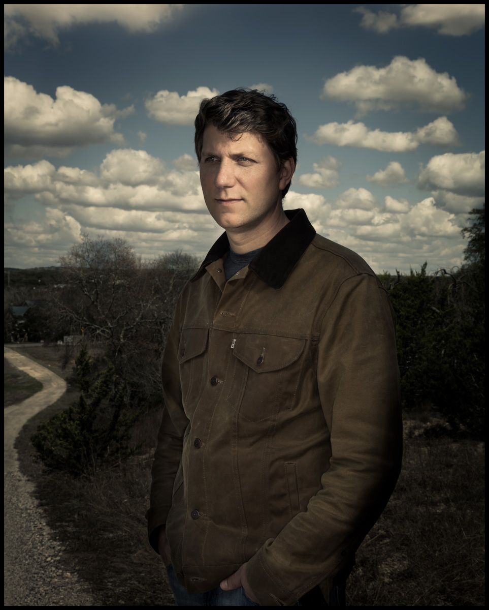 Jeff Nichols for Wired Magazine   photo by Dan Winters