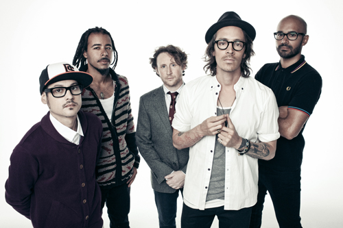 Incubus            photo by Luke Wooden