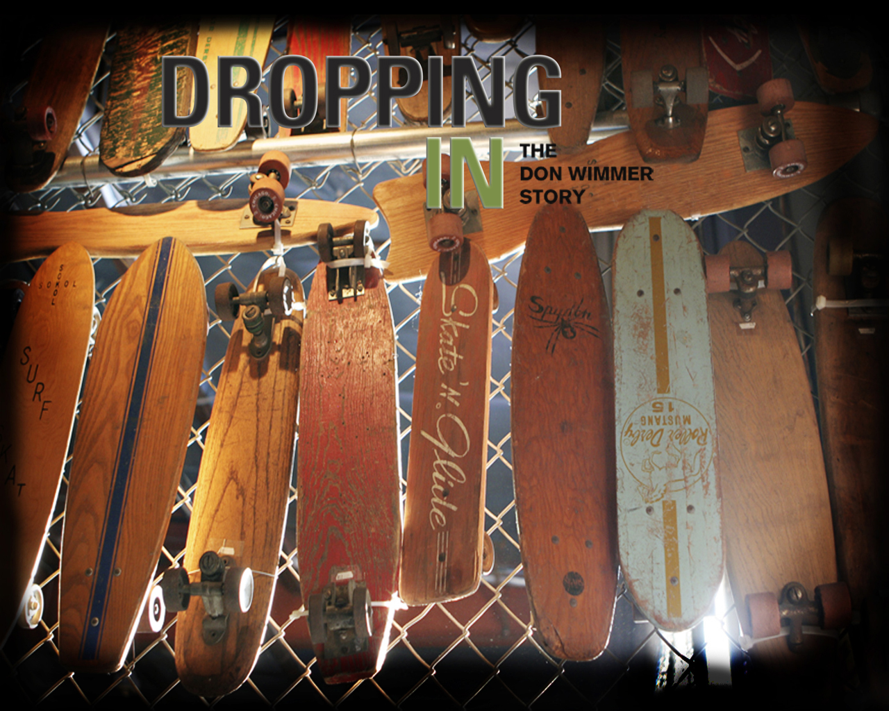 Old School Skateboards --  Download Here