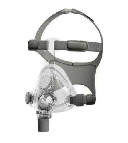 Fisher & Paykel Simplus Full Face Mask with Headgear