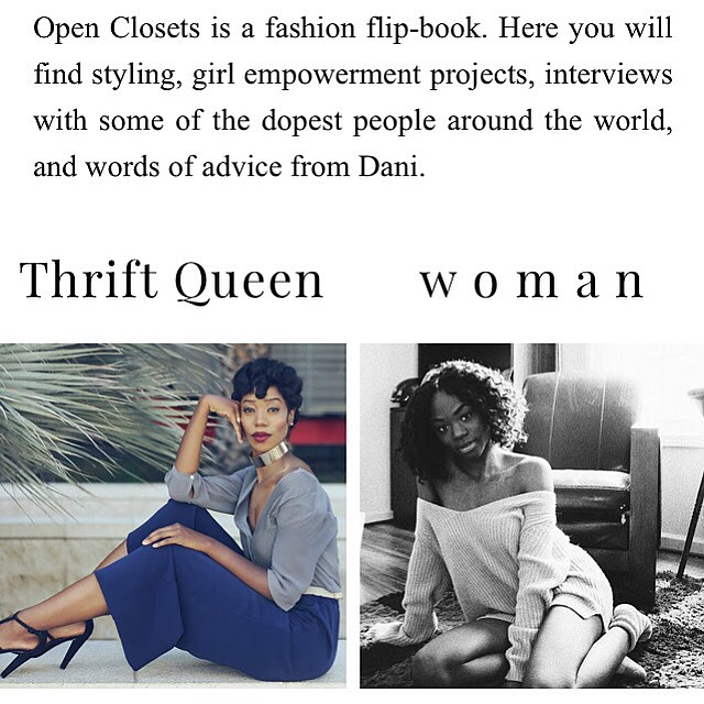 - An Open Closets FeatureGet an inside scoop on finding your style, how I master shopping, and more..