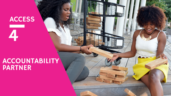 Every member will be matched with an accountability partner based on strengths and weaknesses. As partners you have daily and weekly check-ins to hold each other accountable to your goals and motivate each other to keep pushing forward.