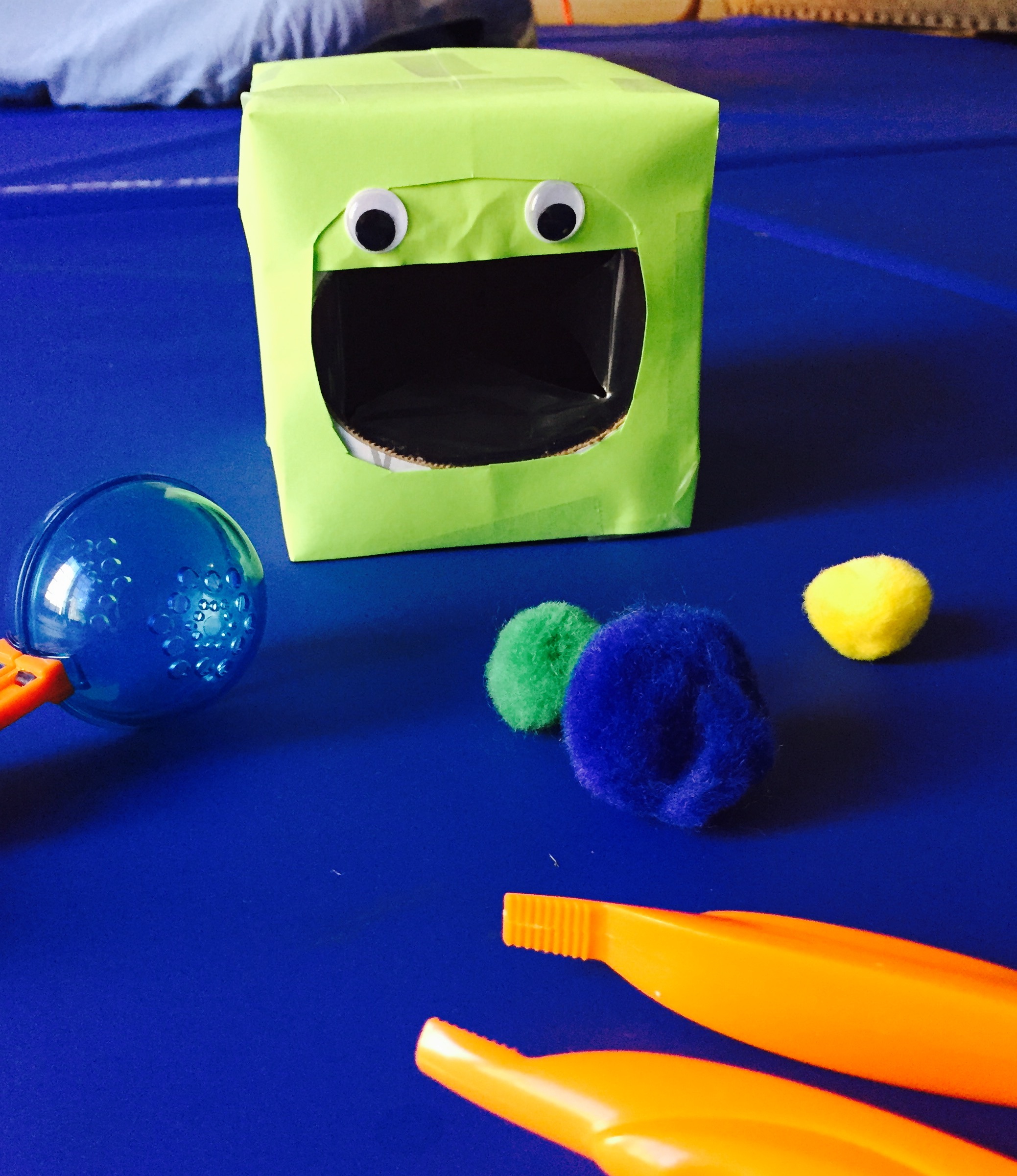 OT Activity of the Day-Improving Fine Motor Strength and Manipulation
