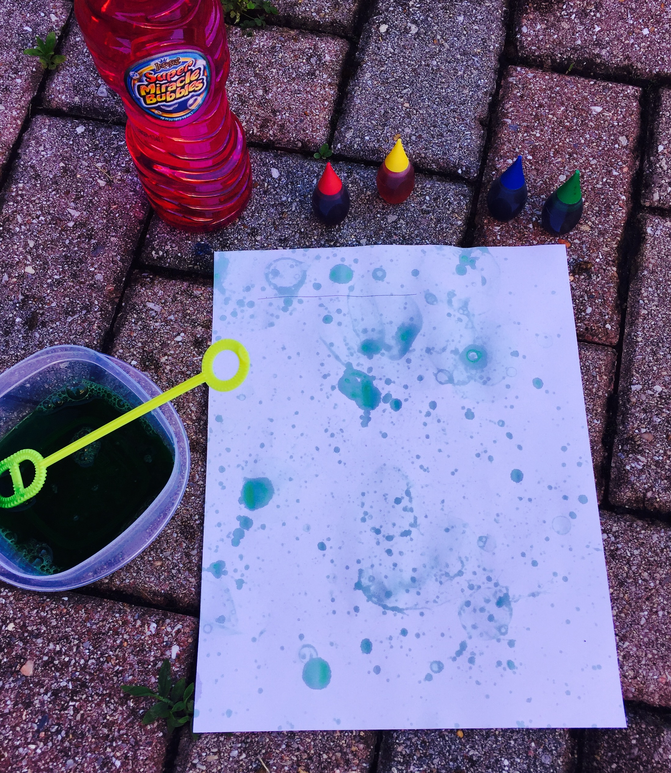 OT Activity of the Day-Sensory Fun and Regulation