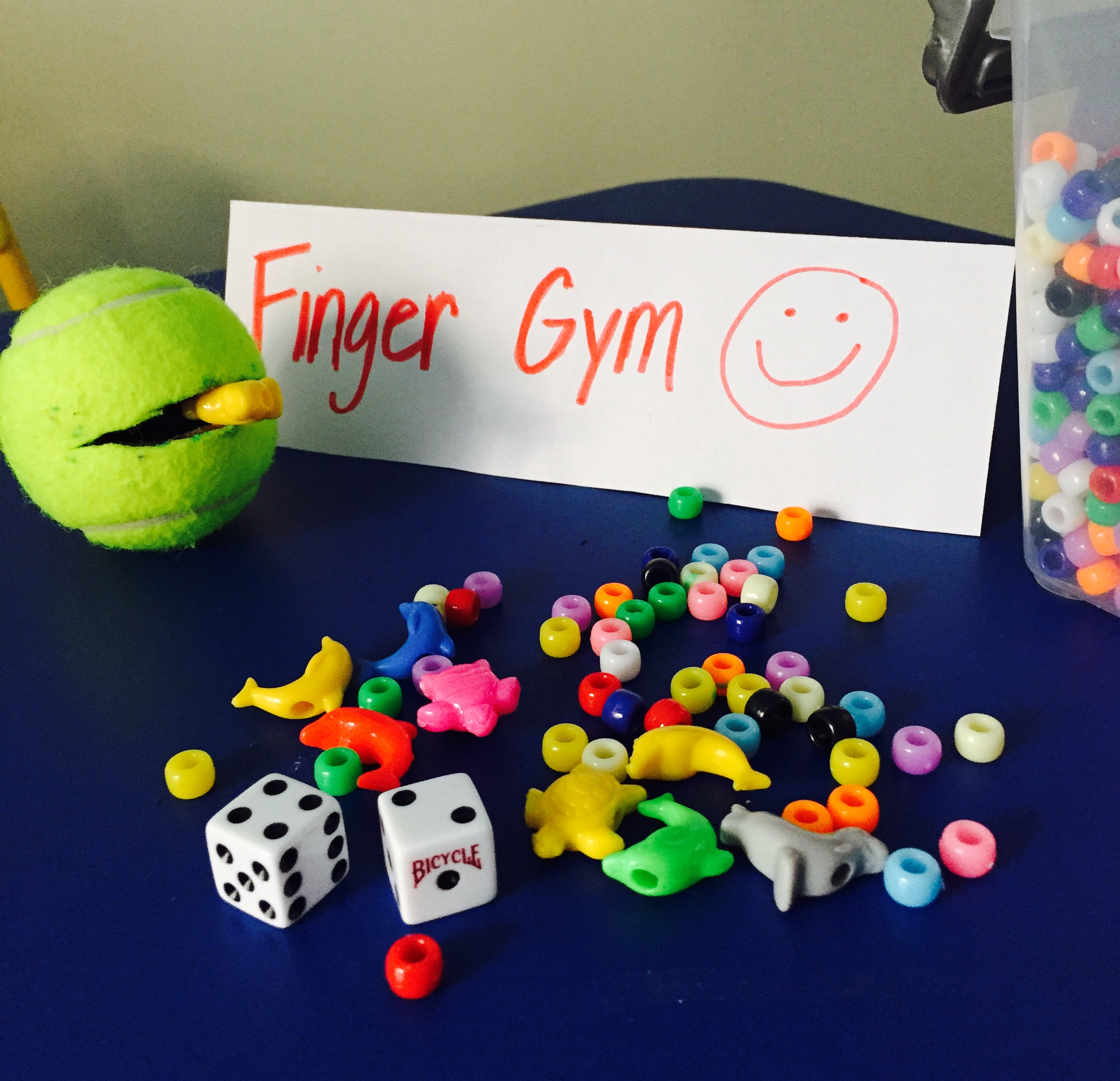 OT Activity of the Day- Hand strength
