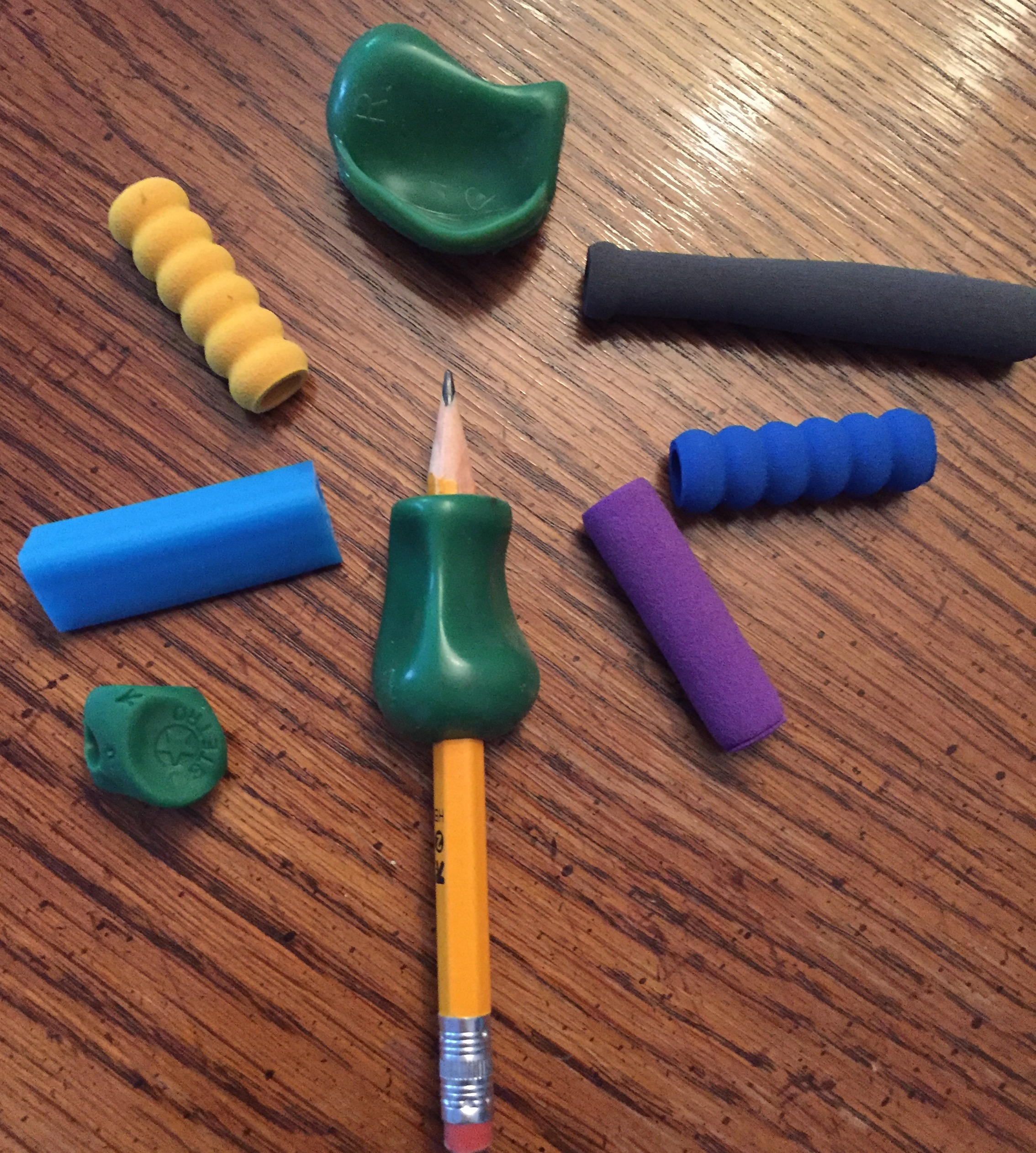 OT Activity of the Day- Pencil Grip